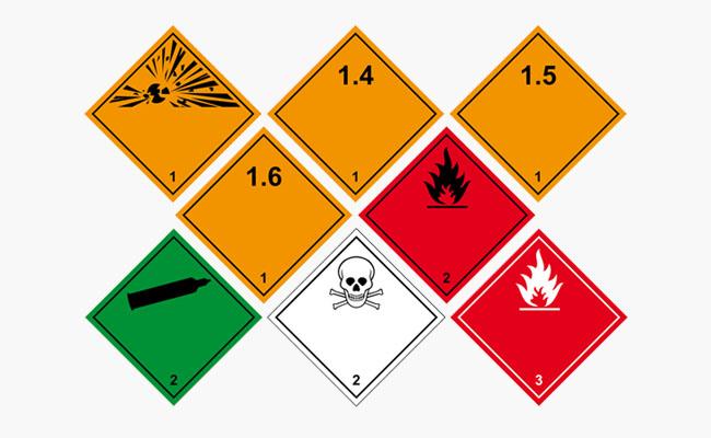 Kurs na przewóz materiałów niebezpiecznych ADR