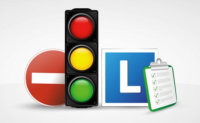 Testy na prawo jazdy ONLINE